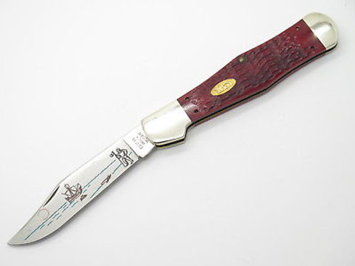 1992 CASE XX 61050 CHRISTOPHER COLUMBUS 500th COKE BOTTLE FOLDING KNIFE
