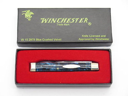 1992 WINCHESTER 2078 CLASSIC PHYSICIAN DOCTOR FOLDING POCKET KNIFE & CASE