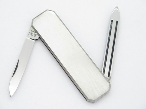 AS ROSTFREI GERMAN SMALL STAINLESS GENTLEMAN LOBSTER FOLDING POCKET KNIFE