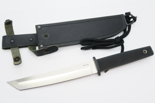 VINTAGE COLD STEEL 19A OYABUN TANTO SEKI JAPAN FIXED BLADE TACTICAL KNIFE (see SNAP)