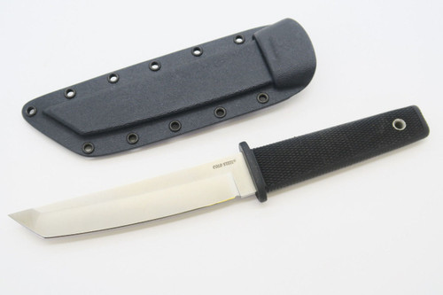 VINTAGE COLD STEEL KOBUN TANTO SEKI JAPAN FIXED BLADE TACTICAL KNIFE (see HANDLE)