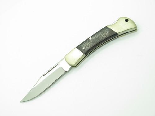 VTG TIGER 5 (UM) HANDMADE GERMAN STAINLESS FOLDING HUNTER LOCKBACK POCKET KNIFE