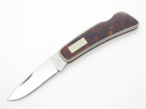 KERSHAW KAI 5300 SEKI JAPAN TORTOISE SMALL GENTLEMAN FOLDING POCKET KNIFE NOS