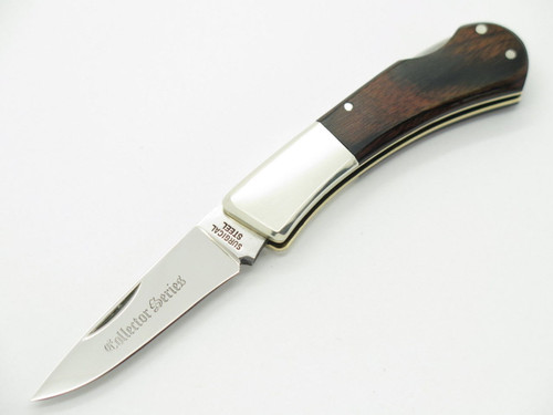 PARKER FROST COLLECTOR SERIES SEKI JAPAN LOCKBACK FOLDING POCKET KNIFE
