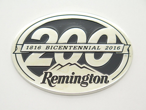 REMINGTON KNIVES GUNS AMMO 200th ANNIVERSARY BICENTENNIAL LIMITED MEDALLION