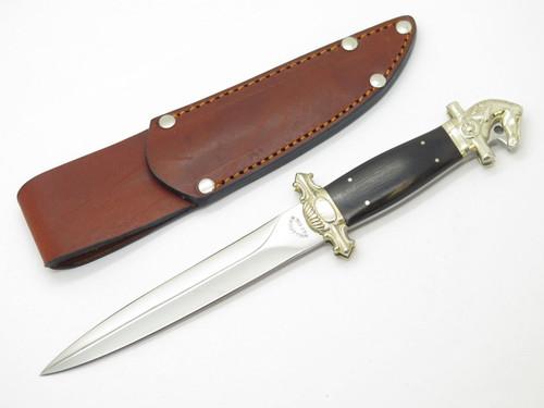 VTG UNITED WILL & FINCK S.F CAL TAK FUKUTA SEKI JAPAN PRESENTATION DAGGER KNIFE