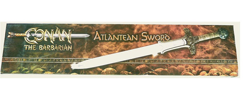 CONAN THE BARBARIAN MUSEUM REPLICA ATLANTEAN SWORD WINDLASS ATLANTA KNIVES