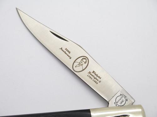 '93 ELIPHALET REMINGTON UMC MUSKET-1 200th ANNIVERSARY FOLDING POCKET KNIFE