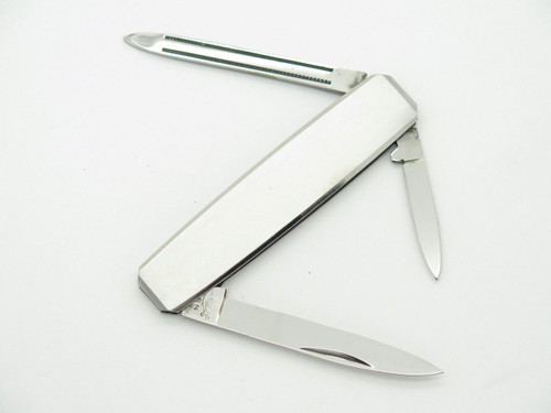 VINTAGE ERN ROSTFREI GERMAN STAINLESS GENTLEMAN LOBSTER FOLDING POCKET KNIFE