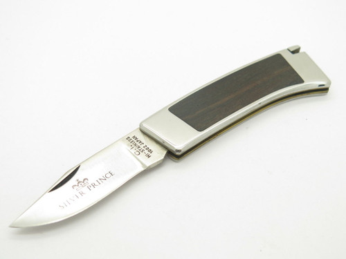 VTG C I SILVER PRINCE 1002 SEKI JAPAN GENTLEMAN STAINLESS LOCKBACK POCKET KNIFE
