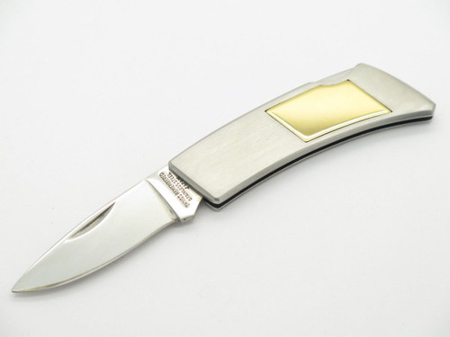 VINTAGE PARKER THINGS REMEMBERED SEKI JAPAN GENTLEMAN FOLDING POCKET KNIFE