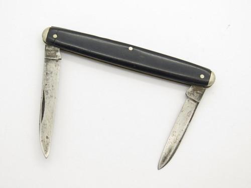 VINTAGE 1917-1946 SCHRADE CUT CO WALDEN NY SMALL FOLDING POCKET PEN KNIFE