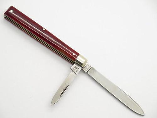 1996 BULLDOG BRAND OLD DOMINION ODKCA CLUB DOCTOR FOLDING POCKET KNIFE