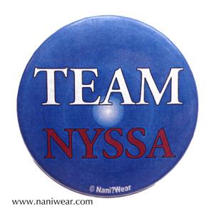 Companion Button: Team Nyssa