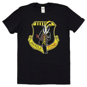 Harry Potter Inspired Hufflepuff House Geek T-Shirt HufflePunk