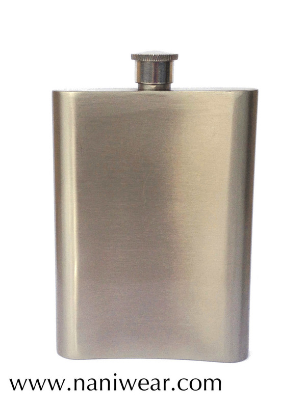Supernatural Inspired Flask: Hunter's Helper