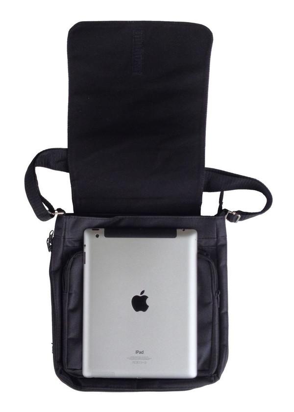 Hitchhiker's Guide Inspired Medium Messenger Bag: Don't Panic