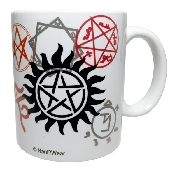 Supernatural Double-sided Mug
