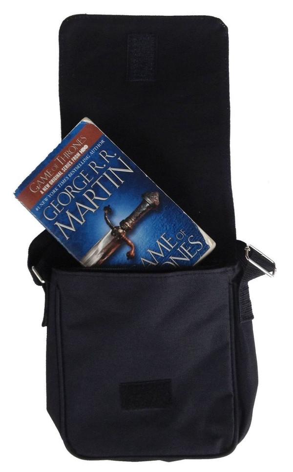 Loki Small Messenger Bag: Loki's Army