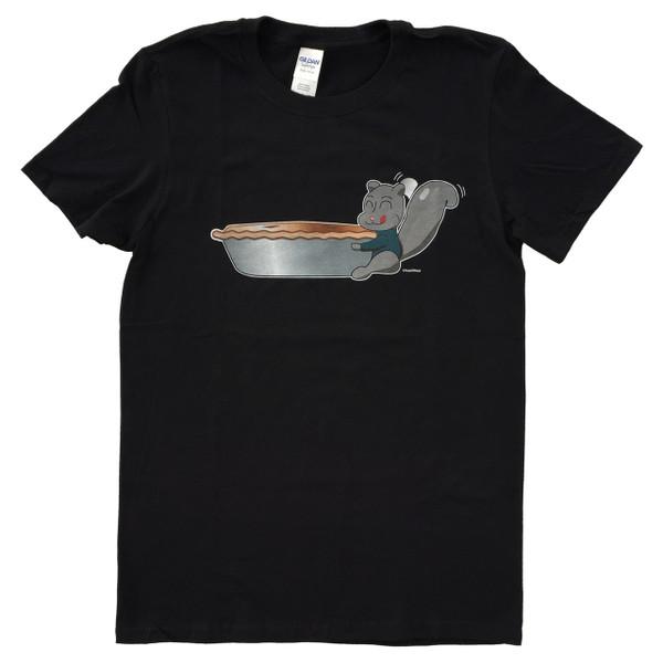 Supernatural Dean Winchester Squirrel Pie Geek T-Shirt