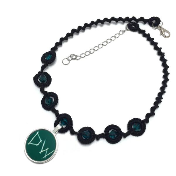 Supernatural Dean Winchester Choker Necklace