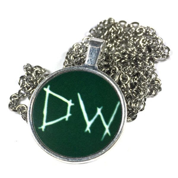 Supernatural Dean Winchester Necklace with Pendant DW