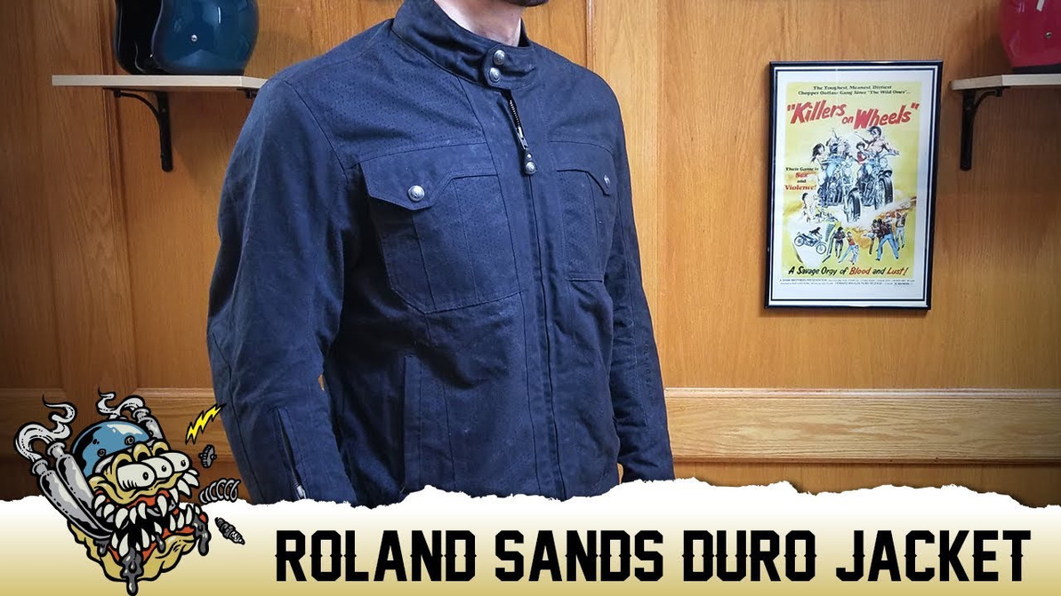 Roland Sands Duro Jacket