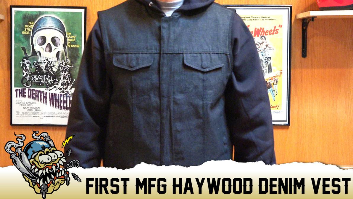 First Mfg Haywood Vest