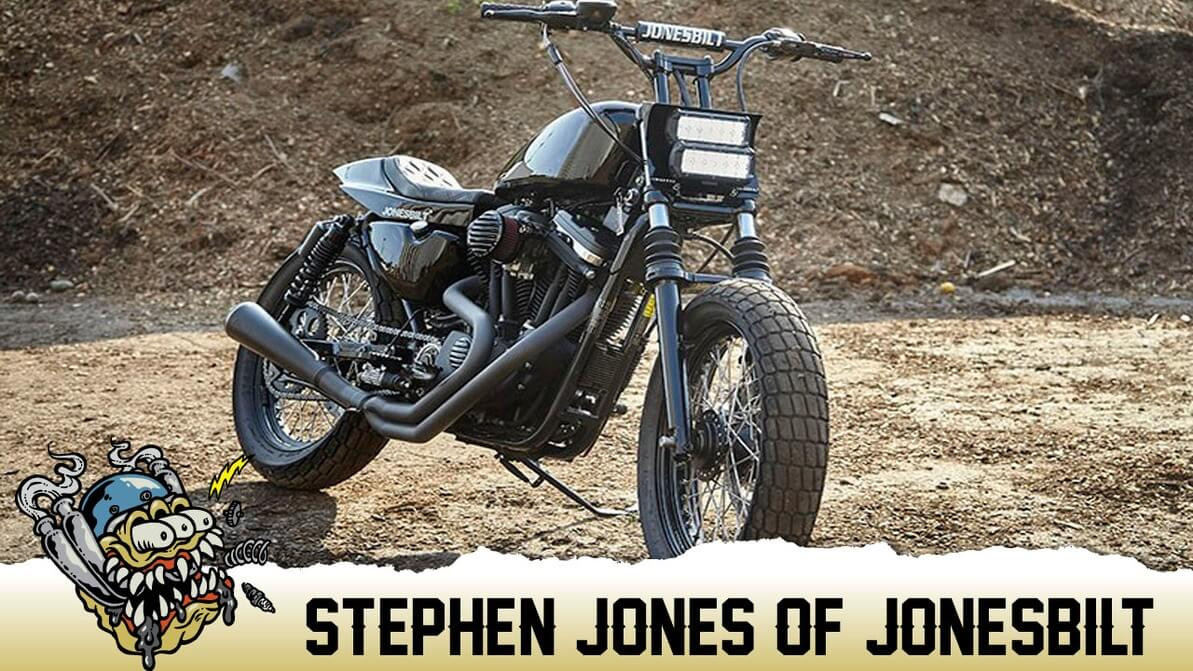 Spotlight: Stephen Jones of Jonesbilt