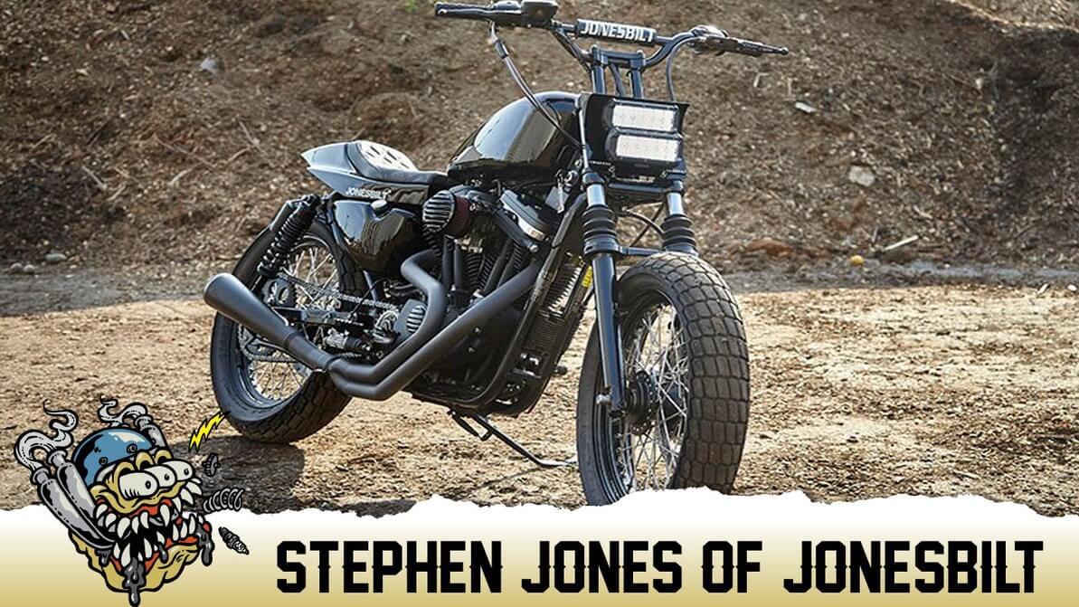Spotlight: Stephen Jones of Jonesbilt