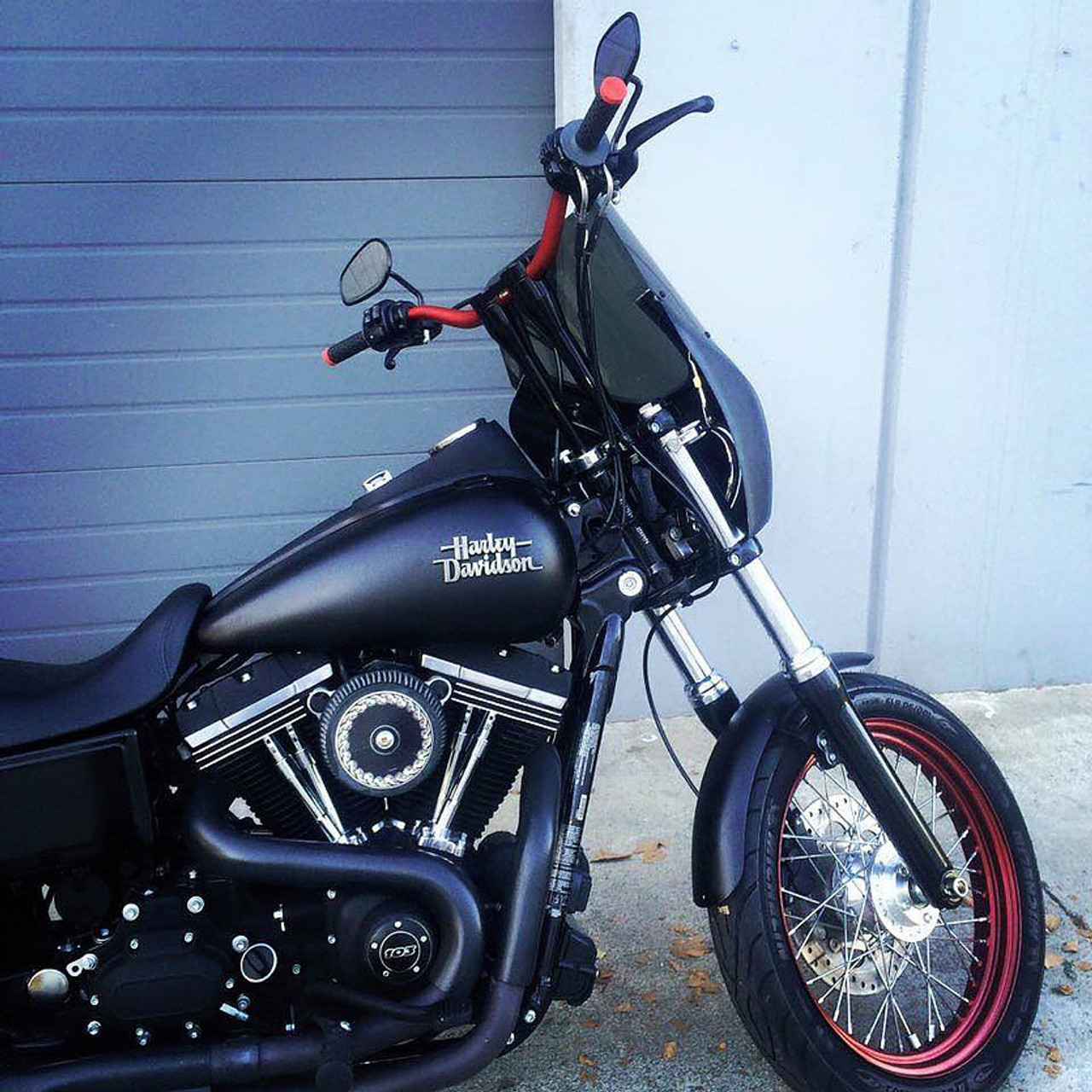 Forbidden Motorcycles Throttle By Wire Moto Bars 1\