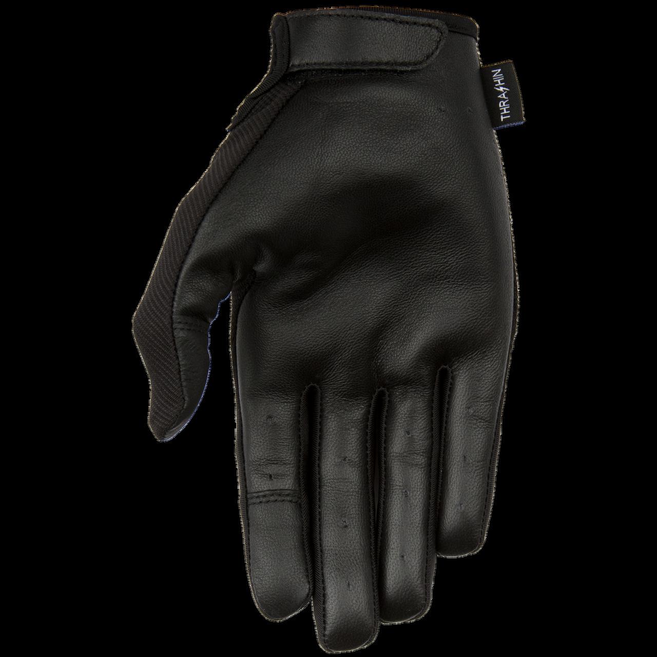 Thrashin Supply Co. Stealth Glove with Leather Palm| DeadbeatCustoms.com