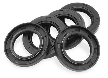 "Bikers Choice - Wheel Seals - fits '84-'99 Harley Davidson Front/ Rear .410"" Thick (5pack)"