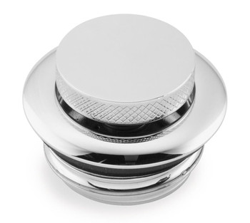 Bikers Choice - Screw-In Type Pop Up Chrome Gas Cap