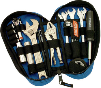 Cruz Tools - Roadtech Teardrop Motorcycle Tool Kit