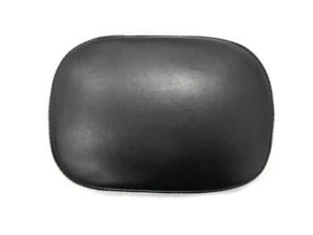 Motorcycle Rear Passenger Stick-On Pillion Pad Smooth Leather