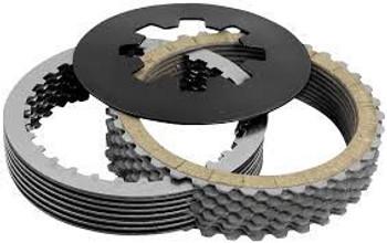 Belt Drives LTD. Kevlar Clutch Kit fits:' 91 - '13 Sportster
