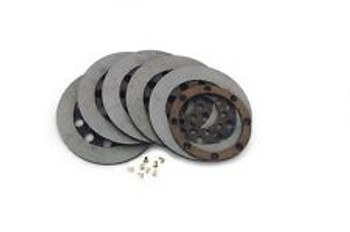 Twin Power Replacement Clutch Kit fits: '68 - 'E84 Big Twin Models