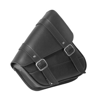 Willie and Max - Revolution Universal Swingarm Saddlebags - Right Side