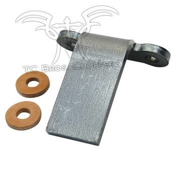 TC Bros Choppers - Weld On Rear Fender Mount for Bobbers & Choppers