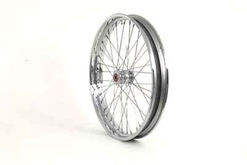 "V-Twin - Chopper Style Front Hub Wheel - 21"" x 2.15"""