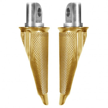 Speed Merchant - Speed Pegs For All HD Models - Gold Anodized