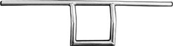 """EMGO - 7/8"""" Window Chopper Handlebar - Chrome"""