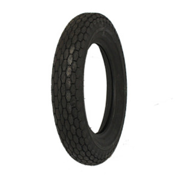 "Coker Tires -  Replica Tire 5.00 X 16"" Blackwall"