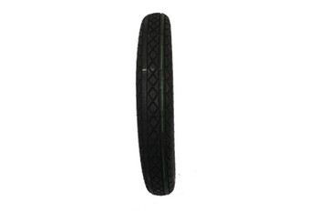 "Coker Tires -  Replica Black Diamond 4.50"" X 18"" Blackwall"