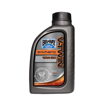 Bel Ray - V-Twin Synthetic Engine Oil 10W-50 1L
