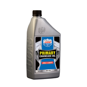 Lucas - Primary Chaincase Oil 1QT