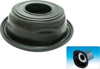 HardDrive - Throttle Slide Membrane - Fits all Keihin CV Carbs on '88-Up Sportsters, '90-'99 Big Twins, '99-'06 Twin Cams