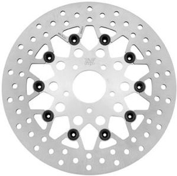 Twin Power - Rear Rotor Floating Mesh - Fits '84-'15 HD Models (exc. '86-'15 Touring)