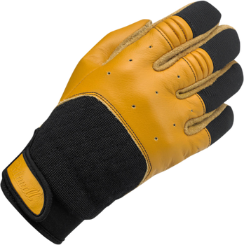 Biltwell Inc. - Bantam Gloves - Tan/ Black